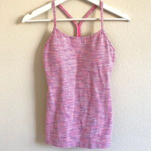 lululemon Power Y Tank - Wee Are From Space